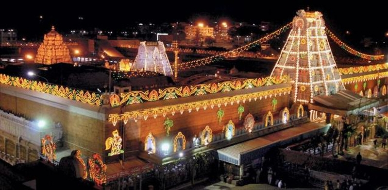 Bangalore to Tirupati Package by Car