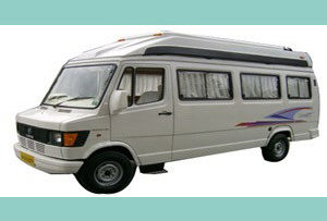 Tempo Traveller Package to Tirupati